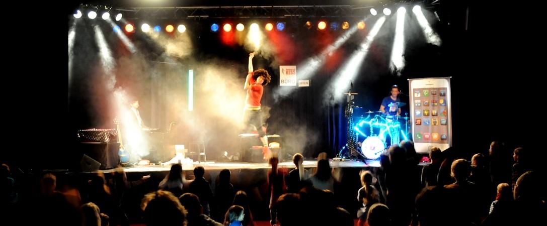 Mitmach-Konzerte und Kindermusicals