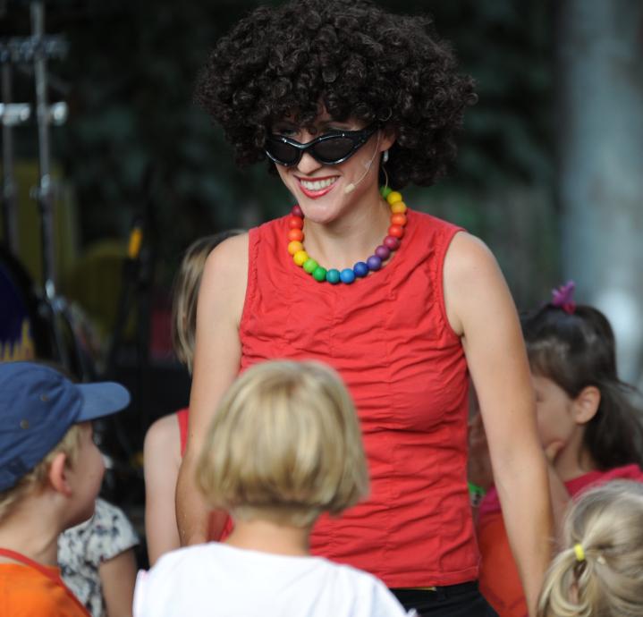 Abenteuer mit KESS Kinderprogramm Mitmach-Musicals