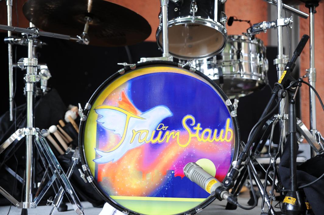 Schlagzeug Traumstaub Abenteuer mit KESS