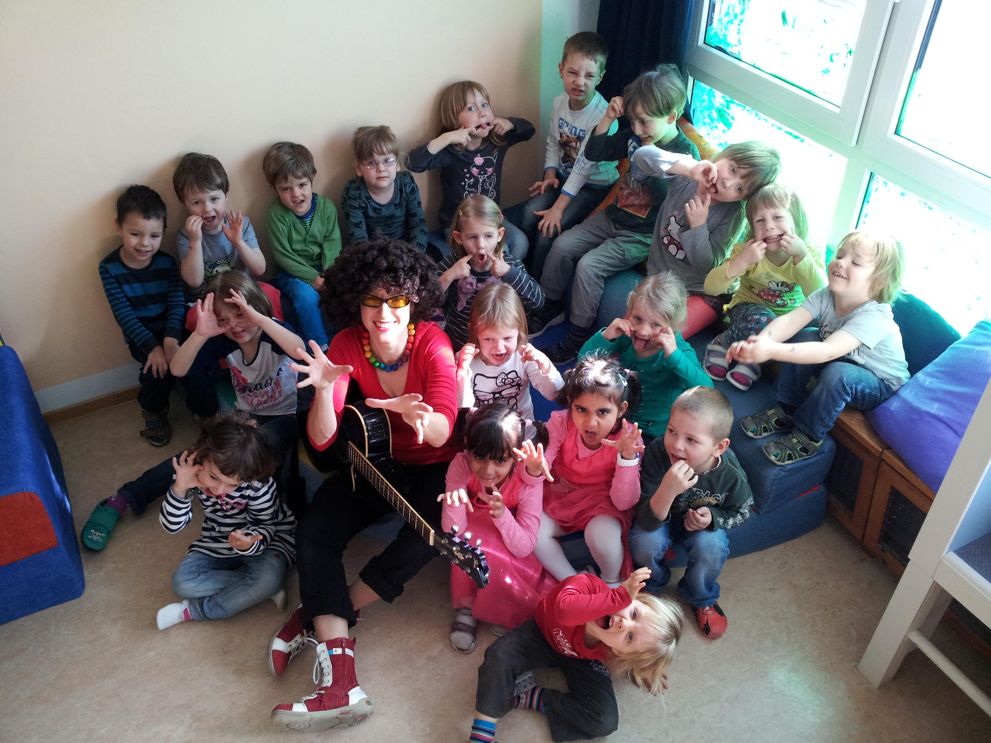 Kinderprogramme Mitmach-Musicals