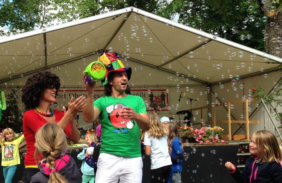 Mitmach-Konzert Live Musik Stadtfest