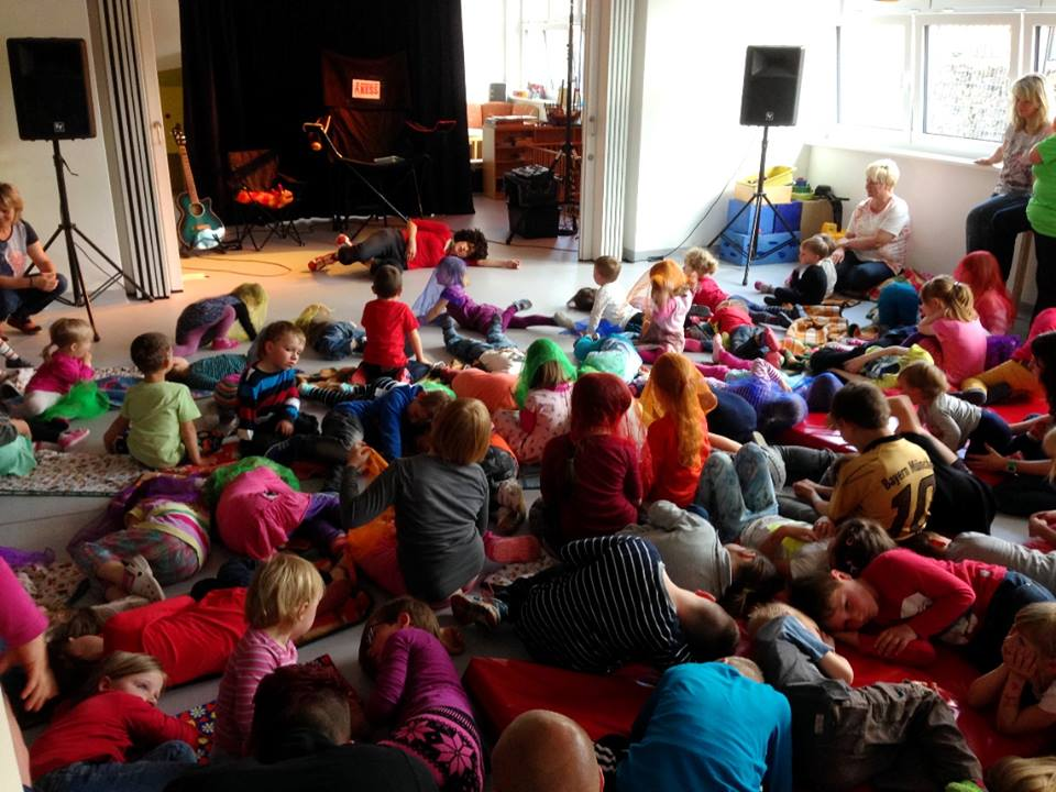 Musik Bewegungsprogramm Kita Abenteuer mit KESS