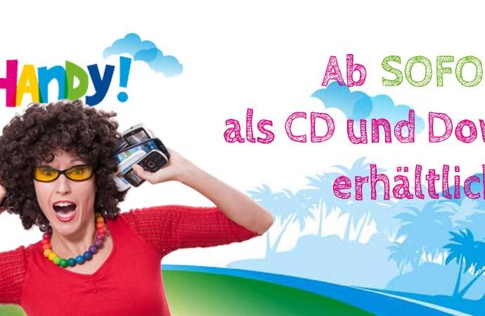 Abenteuer mit KESS Kindermusical Handy Live Musik